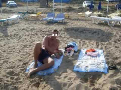 Whitworthův závit - Na pláži