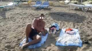 Video Na pláži