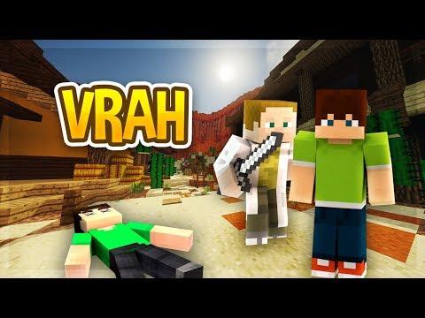 ⚠️ #pořádVRAH s MenTem! ⚔️ [Minecraft]