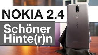 Nokia 2.4 - Ersteindruck, Fotos, technische Daten