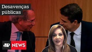 Roberto Campos Neto e Paulo Guedes se desentendem sobre recuperação econômica