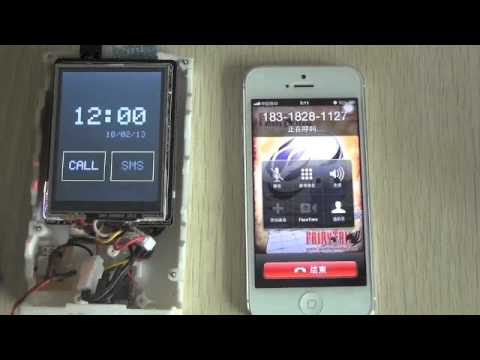 Build Your Own Arduino-Powered Phone
