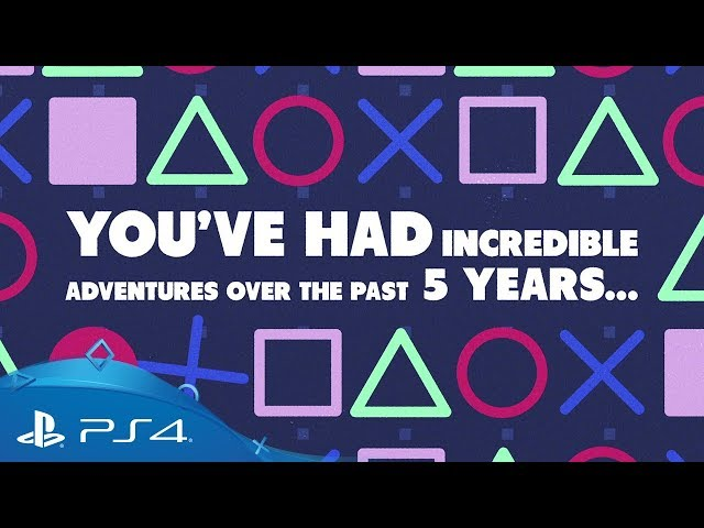 Sony My PS4 Life Compiles Your Gaming History in a Shareable