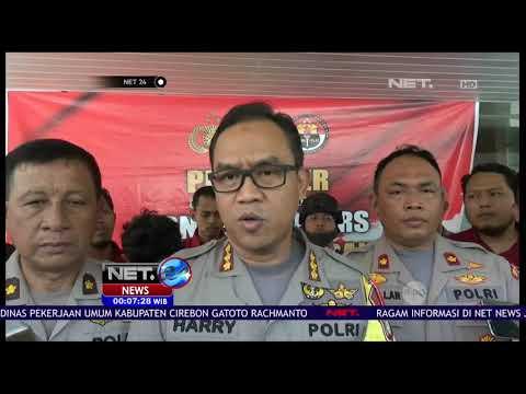 Polisi Tangkap Perampok Minimarket di Tangerang   NET24