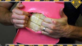 The Reveal: Homemade Silicone Chicken Mold