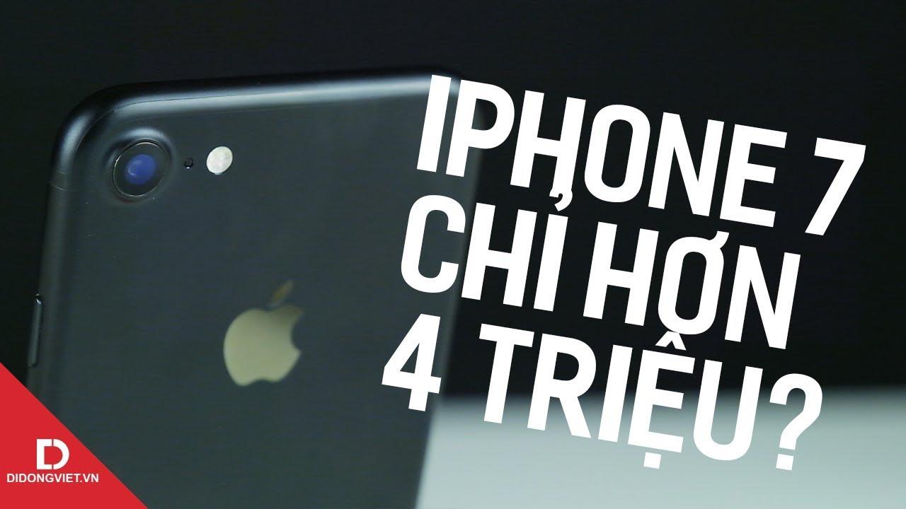 Hơn 4 triệu giờ đã mua được iPhone 7