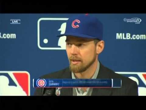 Press conference CSN Chicago Ben Zobrist introduction to Chicago Cubs Dec 9, 2015