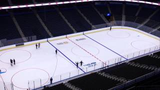 SP Times Fourm Time Lapse (Now known as Amalie Arena)