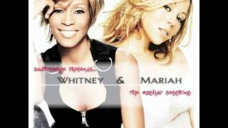 Whitney Houston/Mariah Carey - I Learned From The Heartbreak (AudioSavage Mashup)