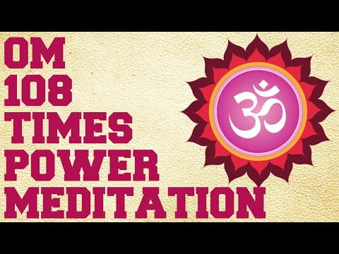 Download Om Chanting 108 Times Chant Along For Powerful
