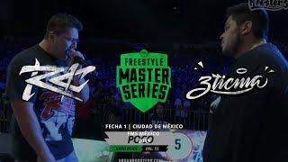 RC VS ZTICMA FMS MÉXICO JORNADA 1 OFICIAL - Temporada 2019.