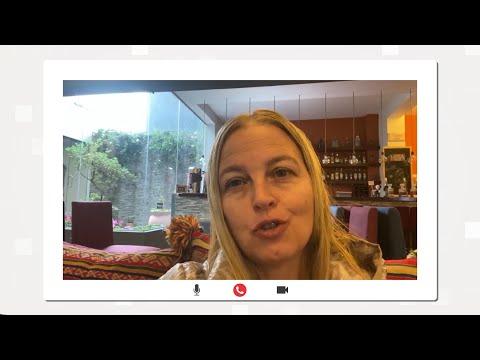 No Peru, moradora de Nova Friburgo relata 24 horas de drama no país