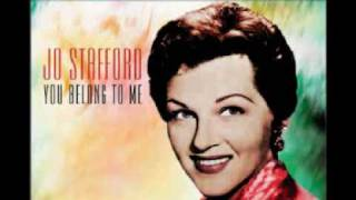 "Jo Stafford ""Thank You For Calling (good bye)"""