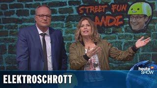 Drei Monate E-Scooter: Was soll der Scheiß? | heute-show vom 13.09.2019