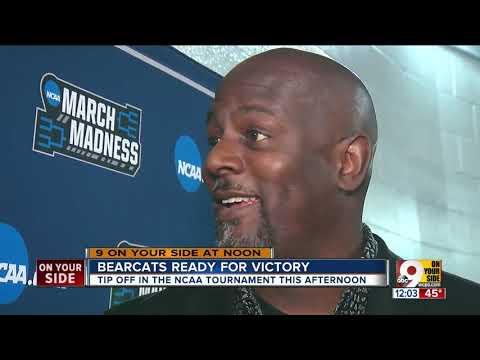 premium selection 27f0d 8aa7b UC Bearcats facing Iowa in NCAA tournament
