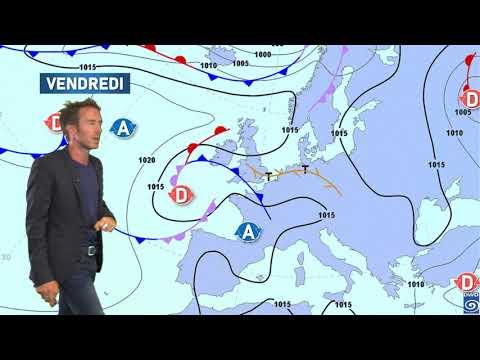 Illustration de l'actualité Bulletin météo pour le vendredi 14 août