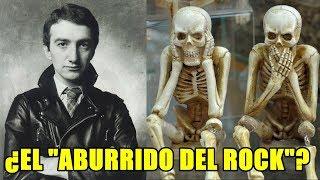 ¡JOHN DEACON y su Esqueleto en el Armario!