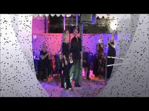 Quickstep Mirko Gozzoli e Edita Daniute. Show organizzato da Fiore Menzione e Vladlena Aptukova