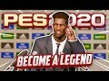 #5 JOINING MY NEW CLUB!!! TBJZLPlays Become A Legend PES 2020