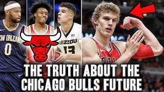 The Truth About The Bulls Future | Lauri Markkanen And Michael Porter Jr.? - Video Youtube