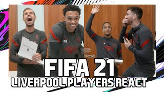تحميل و مشاهدة FIFA 21: Liverpool players react! | Trent & Robbo compete, Chamberlain rants & much more! MP3