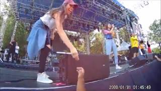 Cimorelli Performance 8/5/18 The Fest- Cleveland. Ohio