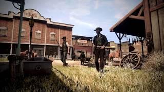New Cowboy Western Game 2017 - Wild West Online (PC New Game 2017)