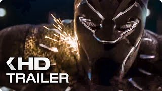 BLACK PANTHER International Trailer 2 (2018)