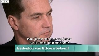 Dit is hem: de bedenker van Bitcoin - Z TODAY