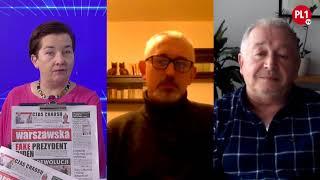 PL1 Rozmowa dnia – Mirosław Kokoszkiewicz, Piotr Lewandowski