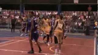 preview picture of video 'Delfines ganan primer juego final baloncesto Jima Abajo 2013 2/2'
