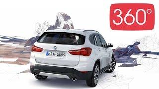 Смотреть онлайн Катаемся на BMW по Москве в режиме 360°