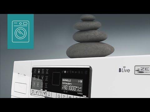 ZEN Frontlader Waschmaschine: die stille Kraft | Bauknecht