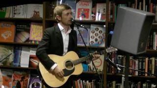 The Divine Comedy - Songs of Love (David's Bookshop, 31st May 2010)