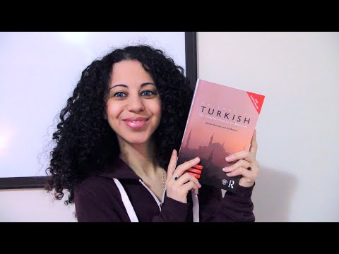 I started learning Turkish (Books, Apps & Resources I've been using!)