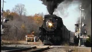 Steamtown Train