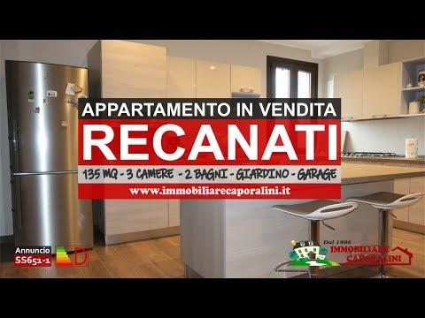 Agenzia Immobiliare Caporalini - Appartamento - Annuncio SS651-1 - Video