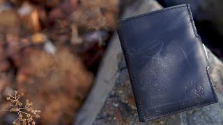 """Donbolso Wallety """"NextGen"""" - Hochwertiges Leder Slim Wallet mit Münzfach & RFID Schutz! // DEUTSCH"""