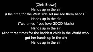 Big Sean and Chris Brown My last lyrics
