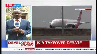 Developing: MPS to debate on KQ's JKIA takeover bid