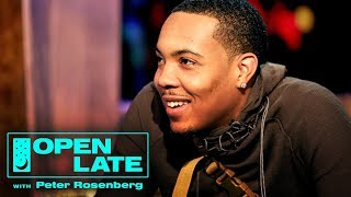 Open Late with Peter Rosenberg - G Herbo Clears Up Kanye West Comments & Talks Next Album