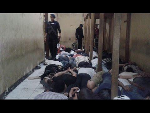 Detik-detik Ratusan Polisi Menyisir Narkoba di Kampung Ambon - VIDEO BERITA TERKINI