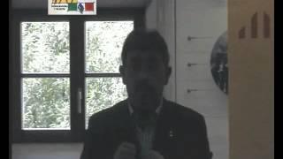 preview picture of video 'Conferència Josep Maria RENIU a Sant Joan de les Abadesses 20 09 2014'
