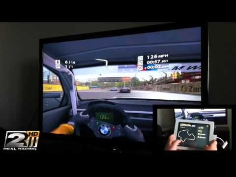 Real Racing 2 para iPhone iPod Touch soporte 1080p