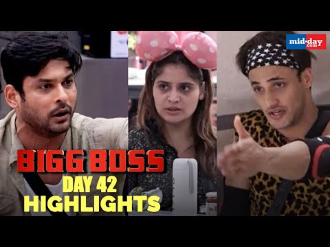 Bigg Boss 13 Highlights | Sidharth Shukla gets into a fight with Arti Singh and Asim Riaz