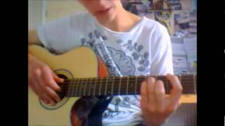 How to play Ed Sheeran-Yellow pages on guitar