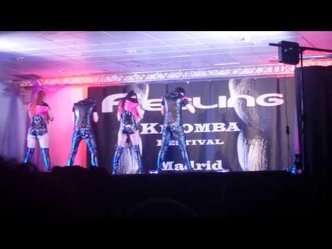 JSDC Bailarte Feeling Kizomba Festival 2015