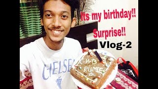 Its my birthday || surprise || vlog 2|| Ahmed Rumie