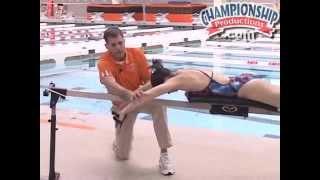 Technical Butterfly Stroke - Proper Pull with Elite Coach Matt Kredich