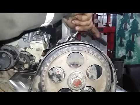 фото к видео: RENAULT 21 ( 1700 cc ) MOTOR YAPMA 2